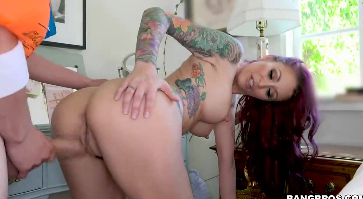 Monique alexander getting fucked Red Haired Woman In A Tight Blue Dress Monique Alexander Got Fucked In A Doggy Style Position Hd Porn Videos Sex Movies Porn Tube