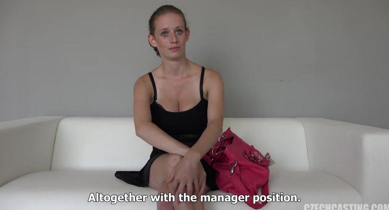 Big tits casting czech czech casting