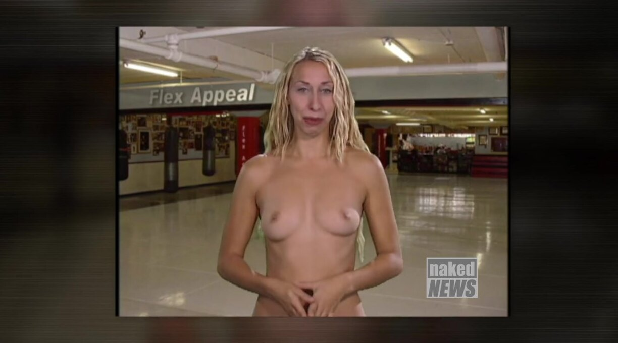 Nude news Will you